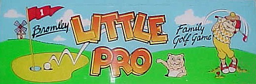 Little Pro Pinball By Bromley