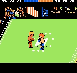Vs Tko Boxing Videogame By Data East