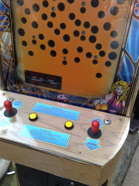 Ice cold beer arcade by innovative creations in entertainment ice