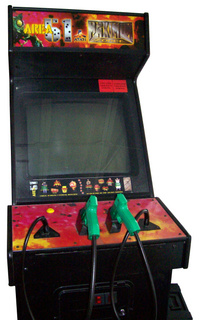 Area 51 Maximum Force Duo Videogame By Atari Games
