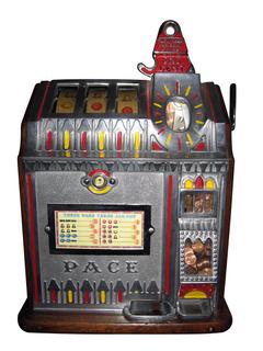 Pace mfg slot machine hate this hacker crap