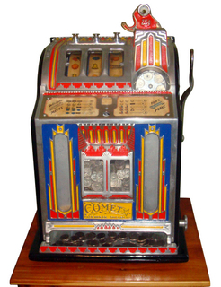 Pace saratoga slot machine