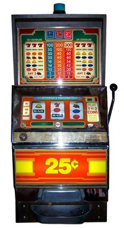 list of slot machine manufacturers