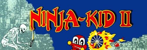 ninja kid ii videogame by upl
