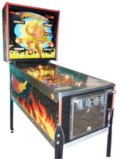 Fireball - Pinball by Bally Manufacturing Co