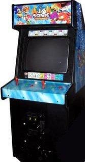 pinball arcade cabinet