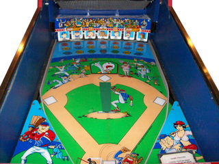 williams slugfest pinball machine
