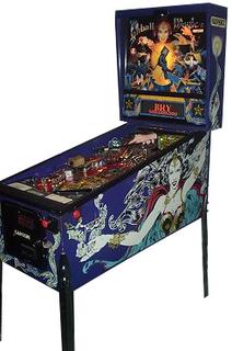 Pinball Magic Pinball By Capcom