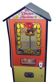 the chicken machine