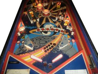 Star Wars Pinball Machine >> Orbit 1 - Pinball by Hankin Manufacturing