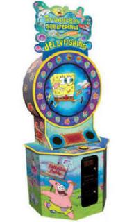 Spongebob coin slot