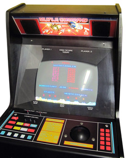 Missile Command - Videogame by Atari