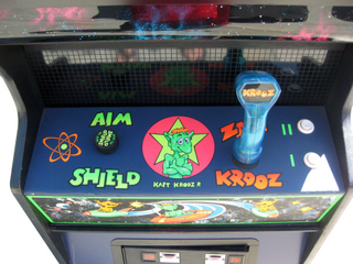 Kozmik Krooz R Videogame By Bally Midway