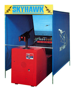 skyhawk pinball machine
