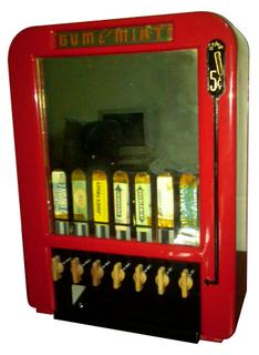 mint vending machine