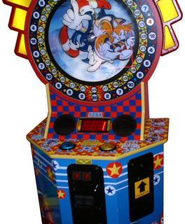Sonic And Tails Spinner Arcade By Sega