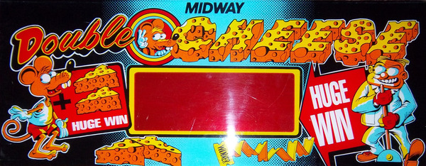 Double Cheese Arcade By Midway Games