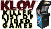 Killer List of Videogames